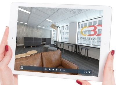 3D Architectural Virtual fitout and refurbishment projects Solutions